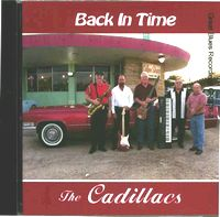 Back In Time CD Cover