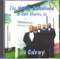 ON CALVARY CD Album Cover Photo