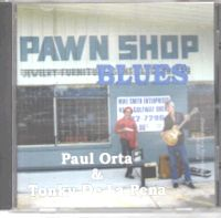 PAWN SHOP BLUES CD Album Cover...for more information click on photo