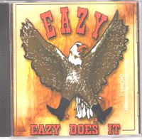 EAZY DOES IT CD Album Cover Photo