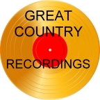 Click to check out the Artists on our Great Country Recordings Label
