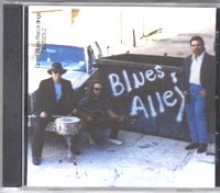 BLUES ALLEY CD Album Cover...for more information click on photo