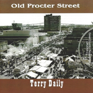 OLD PROCTER STREET CD Album Cover...for more information click on photo