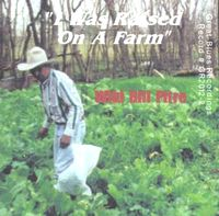 I WAS RAISED ON A FARM CD Album Cover...for more information click on photo