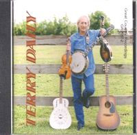 TERRY DAILY CD Album Cover...for more information click on photo
