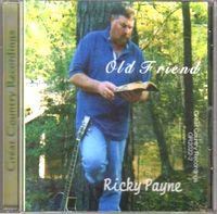 Old Friend CD Cover