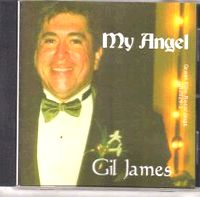 MY ANGEL CD Album Cover...for more information click on photo