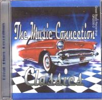 THE MUSIC CONNECTION CD Album Cover...for more information click on photo