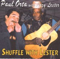 SHUFFLE WITH LESTER CD Album Cover...for more information click on photo
