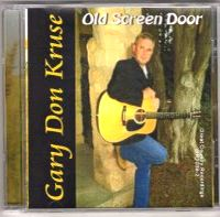 OLD SCREEN DOOR CD Album Cover...for more information click on photo