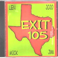 EXIT 105 CD Album Cover...for more information click on photo