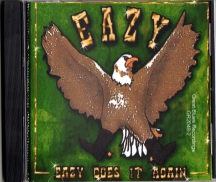 EAZY DOES IT AGAIN CD Album Cover...for more information click on photo