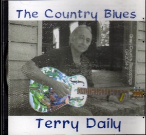 THE COUNTRY BLUES CD Album Cover...for more information click on photo