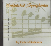 Unfinished Symphonies Album Cover Photo